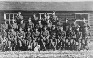 THE ROYAL NAVAL DIVISION DURING THE FIRST WORLD WAR