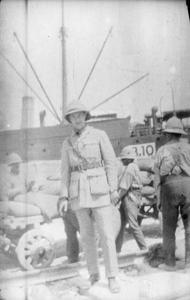 THE GALLIPOLI CAMPAIGN, APRIL 1915-JANUARY 1916