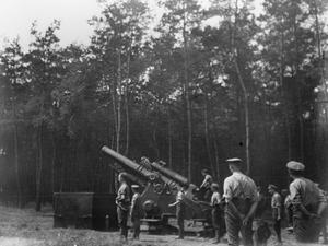 THE BRITISH ARMY OF RHINE 1919-1929