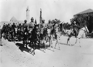 THE TURKISH ARMY IN THE SINAI AND PALESTINE CAMPAIGN, 1915-1918