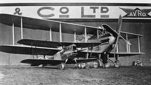 BRITISH AIRCRAFT OF THE INTER WAR PERIOD