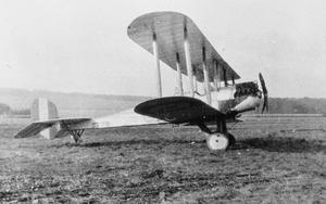 BRITISH AIRCRAFT OF THE FIRST WORLD WAR