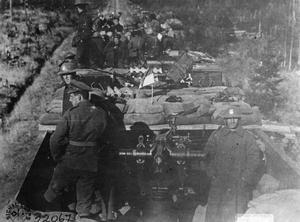 THE NORTH RUSSIA INTERVENTION, 1918-1920