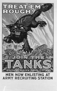 Treat 'Em Rough - Join the Tanks