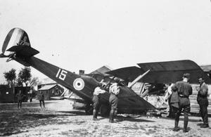 THE ROYAL FLYING CORPS ON THE WESTERN FRONT 1914-1918