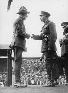 THE VICTORIA CROSS WINNERS OF THE FIRST WORLD WAR