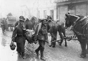 THE GERMAN SPRING OFFENSIVE, MARCH-JULY 1918