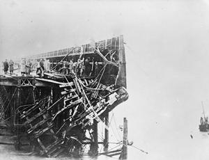 THE ZEEBRUGGE RAID, 22-23 APRIL 1918