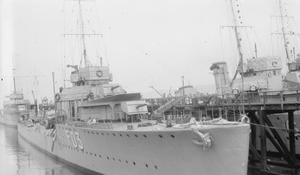 THE ROYAL NAVY DESTROYERS OF THE FIRST WORLD WAR