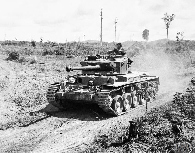 Comet Tank In Korea Armchair General And Historynet