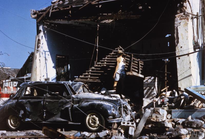 THE VIETNAM WAR 1962 - 1975 (CT 148)