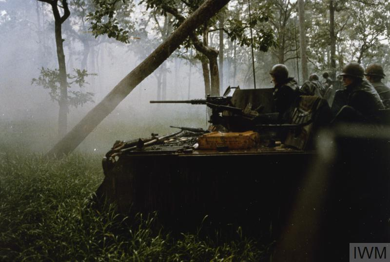 THE VIETNAM WAR 1962 - 1975 (CT 149)
