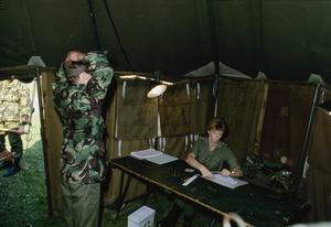 THE BRITISH ARMY 1976 -2000