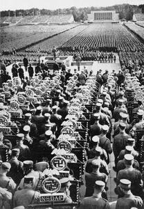 THE NAZI GERMANY, 1933-1939