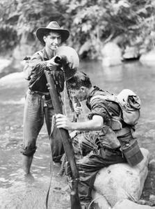 AUSTRALIAN FORCES IN NEW GUINEA, 1945