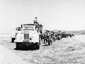 THE BRITISH ARMY IN CYPRUS : THE 1960S