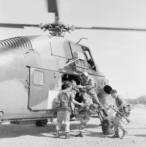 THE BRITISH ARMY IN CYPRUS IN THE 1960S