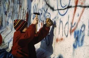 THE BERLIN WALL 1961 - 1989