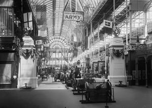 IMPERIAL WAR MUSEUM GALLERIES AT THE CRYSTAL PALACE, 1920 - 1924