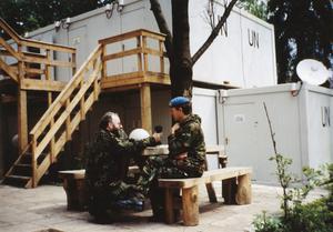 LONDON (PADDINGTON) FORCES BROADCASTING 1992