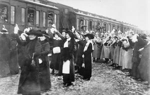THE MOBILISATION OF THE GERMAN ARMY AT THE OUTBREAK OF THE FIRST WORLD WAR