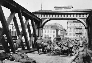 THE LATVIAN WAR OF INDEPENDENCE, 1918-1920
