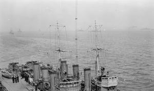 THE ROYAL NAVY IN THE FIRST WORLD WAR