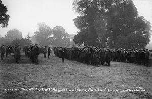 THE ROYAL FUSILIERS DURING THE FIRST WORLD WAR
