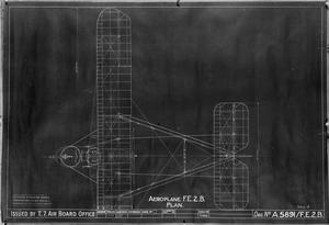 TECHNICAL DRAWINGS OF THE FIRST WORLD WAR AIRCRAFT