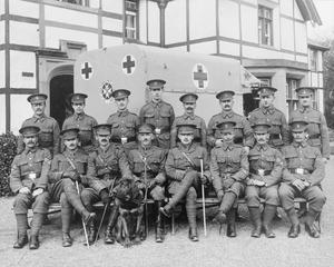 THE BRITISH ARMY DURING THE FIRST WORLD WAR