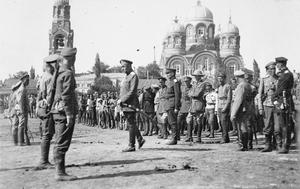 THE ALLIED INTERVENTION IN SOUTH RUSSIA, 1919-1920
