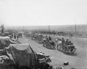 THE KERENSKY OFFENSIVE, JULY 1917