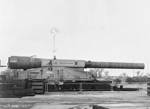 HEAVY ARTILLERY ON THE WESTERN FRONT 1914-1918
