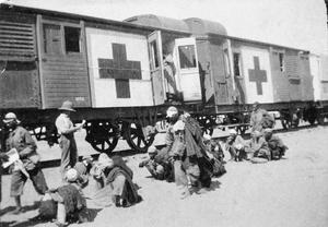 MEDICAL SERVICES IN PALESTINE DURING THE FIRST WORLD WAR