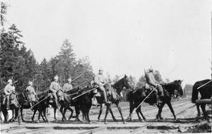 THE GERMAN ARMY IN THE COURLAND CAMPAIGN, 1915
