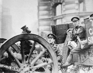 THE LORD MAYOR'S HOW, NOVEMBER 1918