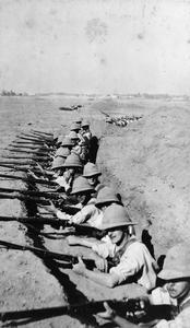 BRITISH ARMY IN EGYPT 1914-1918
