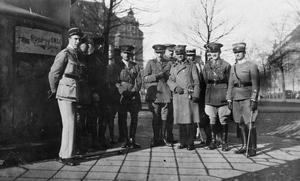 THE ALLIED OCCUPATION OF DANZIG, 1920