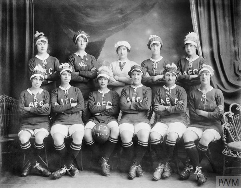 WOMEN'S WAR WORK DURING THE FIRST WORLD WAR