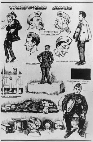 CONSCIENTIOUS OBJECTORS DURING THE FIRST WORLD WAR