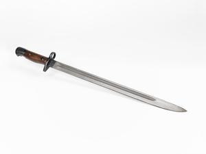 sword bayonet for Short Magazine Lee-Enfield rifle (SMLE Mark 3) & Pattern 1907, third type