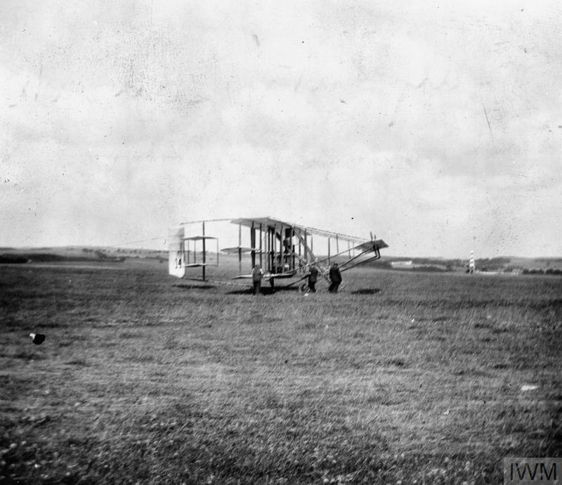 AVIATION IN BRITAIN BEFORE THE FIRST WORLD WAR