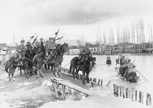THE GERMAN ARMY IN THE MACEDONIAN CAMPAIGN, 1915-1918