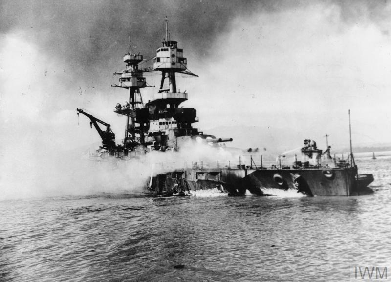 the attack on pearl harbor in 1941 While the attack on pearl harbor was a surprise, japan and the united states had been edging toward war for decades the united states was particularly unhappy with.