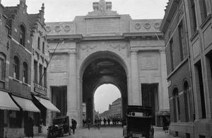 WAR MEMORIALS IN BELGIUM