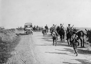 THE BRITISH ARMY IN THE MACEDONIAN CAMPAIGN, 1915-1918