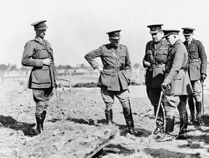 BRITISH COMMANDERS OF THE FIRST WORLD WAR