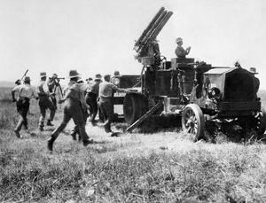 BRITISH FORCES IN THE SALONIKA CAMPAIGN 1915-1918