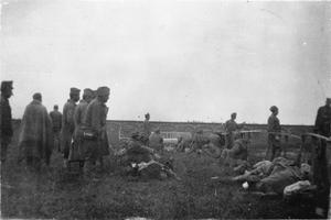 SCOTTISH WOMEN'S HOSPITAL WITH THE SERBIAN ARMY 1915