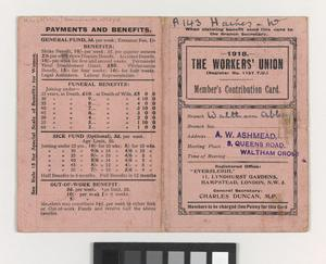 Rule Books for Munitions Factories, First World War
